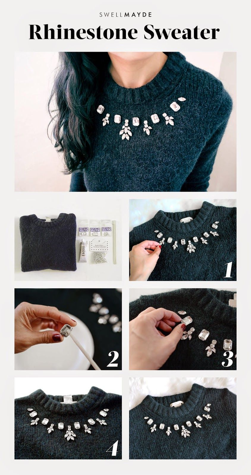Upcycling Mode Selber Machen Makeover Give Life To Your Old Sweaters Haushalt Diy Clothes