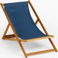Photo of Weishäupl Cabin deck chair Basic dove blue Weishäupl