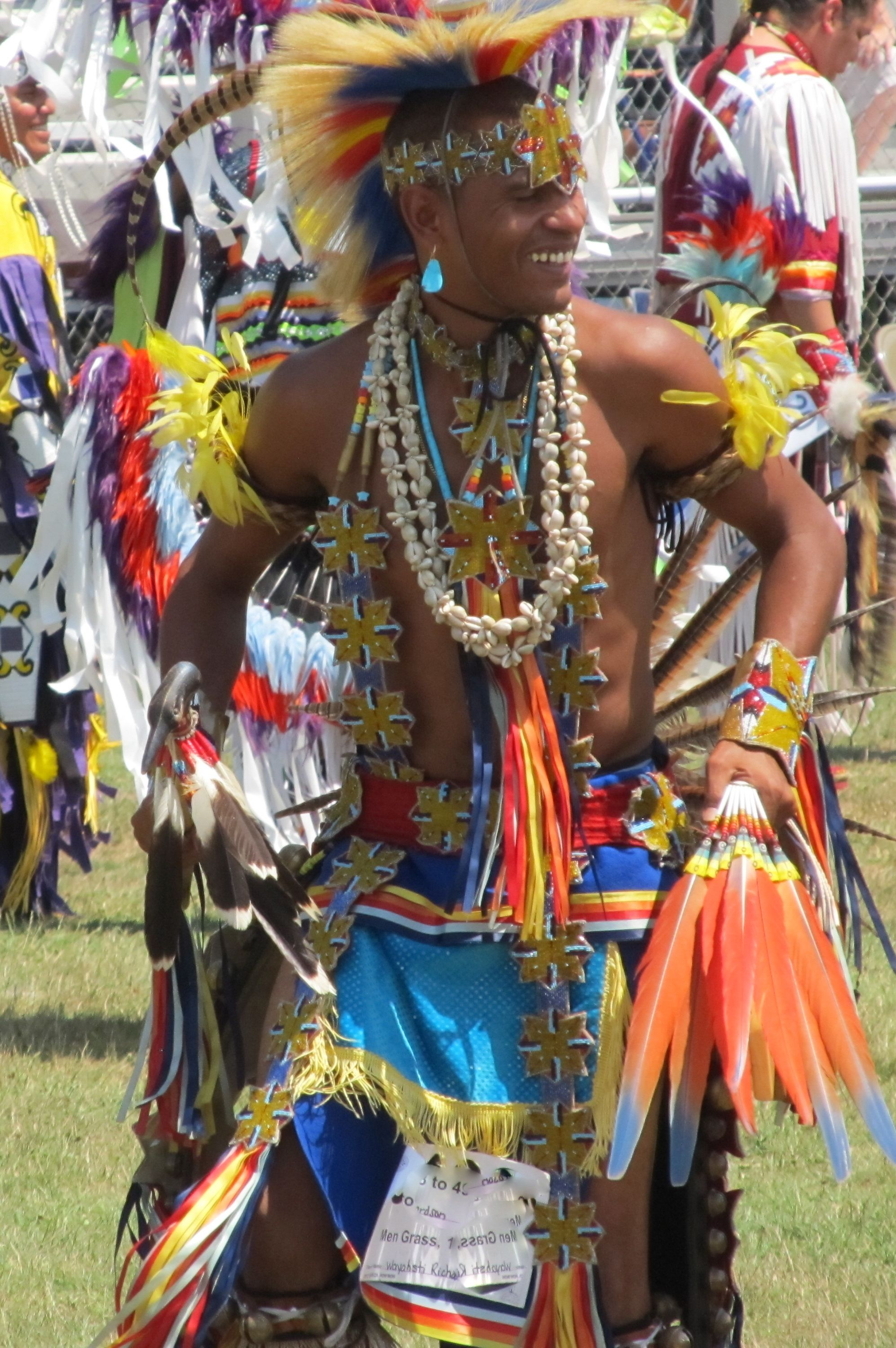 Went To My First Native American Pow Wow As Research For