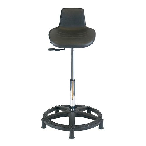 Office Master Ws15 Work Stool Shop Office Master Chairs Sit To Stand Stool Home Office Furniture