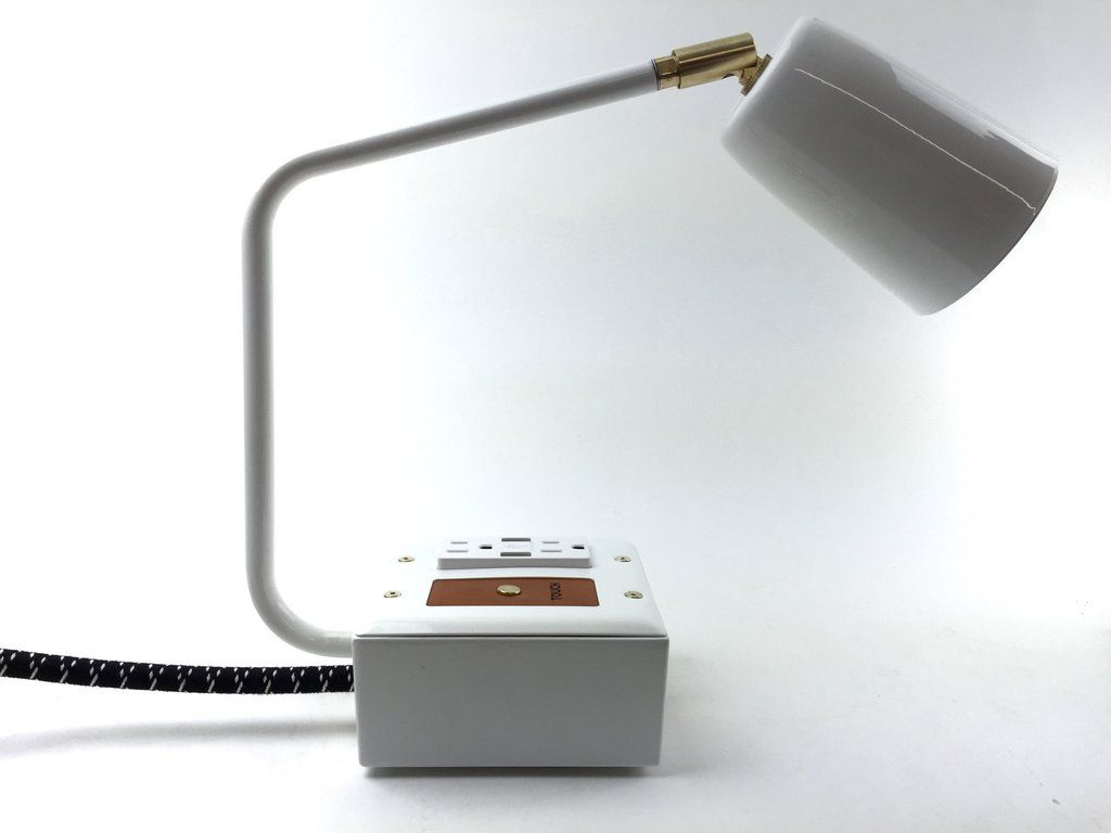 Jax Smart Chip Usb Charger Touch Lamp By Conway Electric Made In