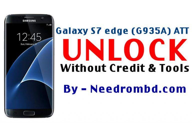 Samsung S7 Edge G935A-ATT Unlock Without Credit | Smartphone