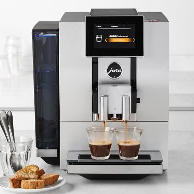 Jura Z8 Fully Automatic Espresso & Coffee Machine