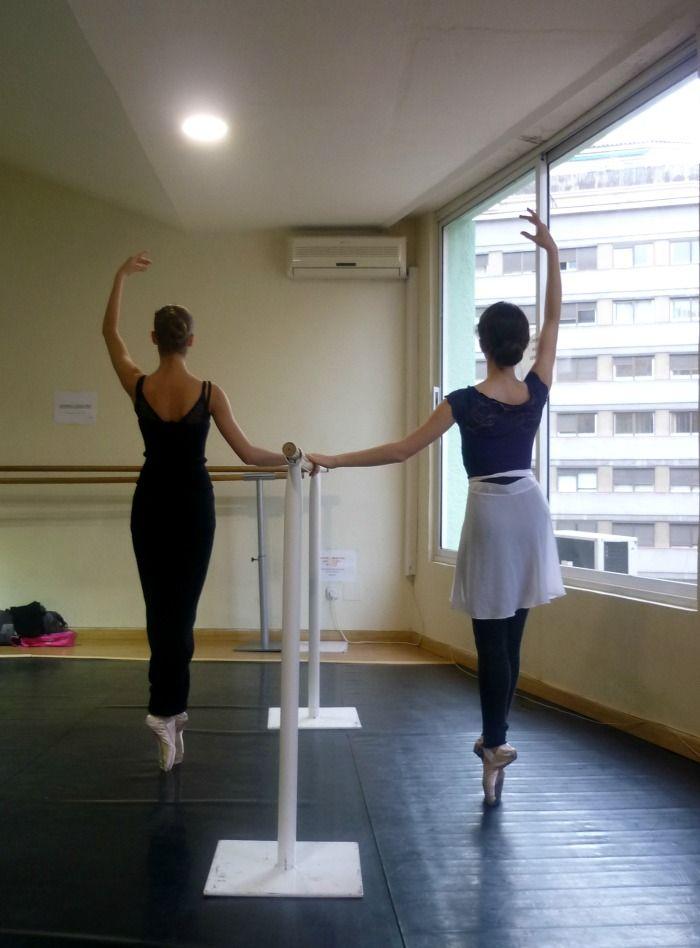 Danza Ballet® Junior Vagánova Clase 23/3/2016 Martes 18 a 19 horas Barcelona