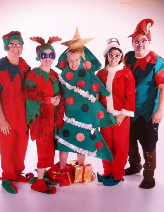 I so should have dressed like one of these people at the holiday ...