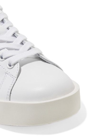 520aa433b04c adidas Originals - Stan Smith Leather Platform Sneakers - White - US6.5