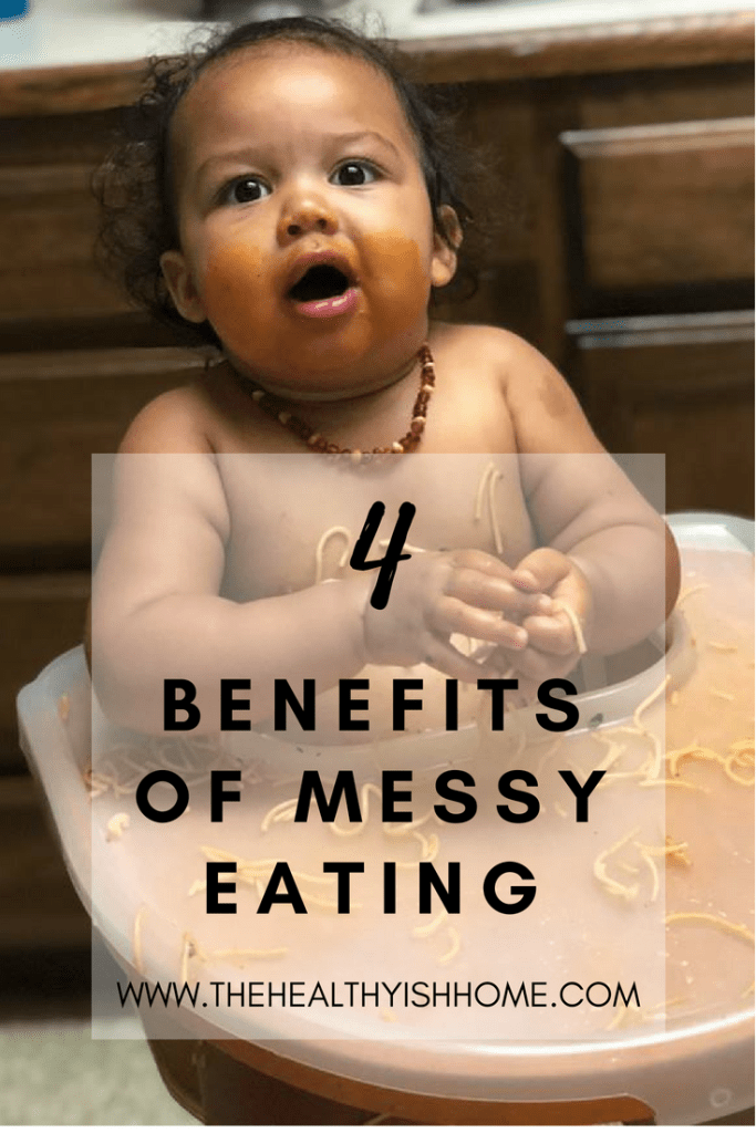 A Childs Struggle Sometimes Its So Much >> Why You Should Let Your Toddler Get Messy Eating The Healthy Ish