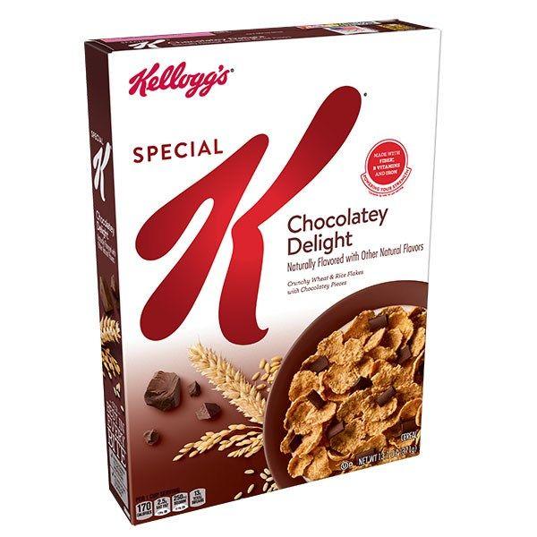 Special K Cereal, Breakfast Cereal, Kellogg