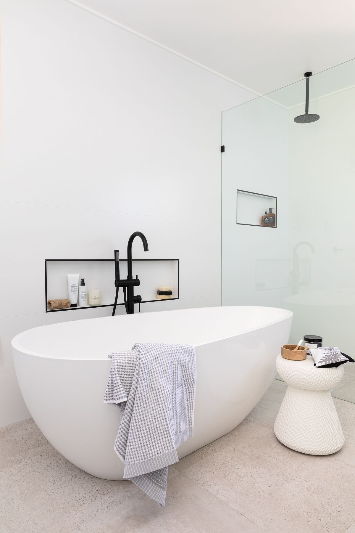 Photo of REVEAL | A Calm & Serene Bathroom Retreat | Bella Vie Interi