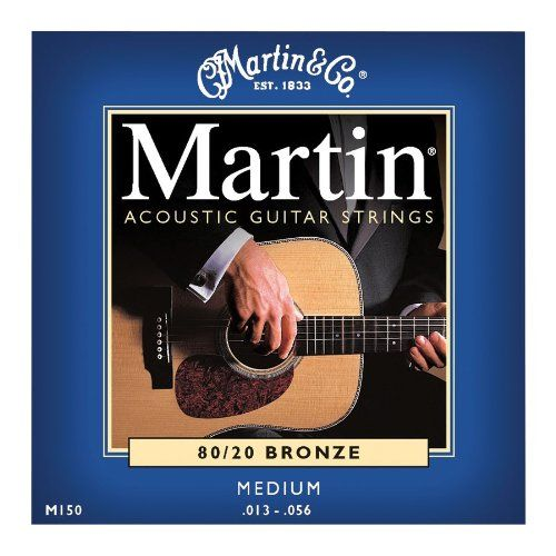 Bulk 12 Sets Martin Acoustic Guitar Strings Medium Gauge 8020 Bronze M150 Read More Reviews Of The Pr Martin Acoustic Guitar Guitar Strings Acoustic Guitar