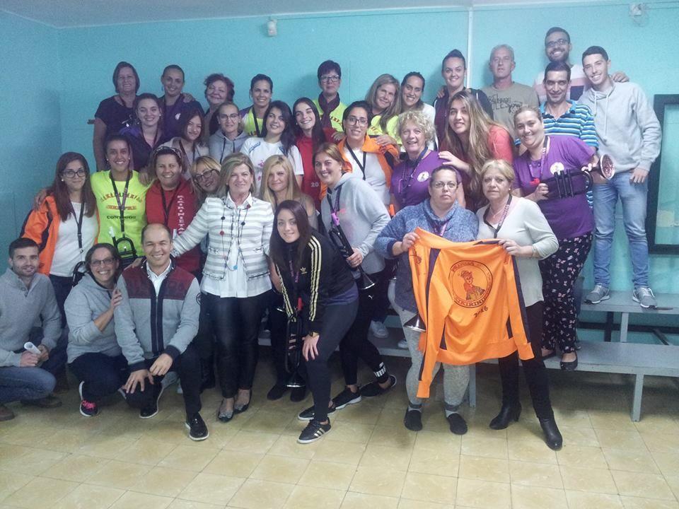 Grupo Mascarada Carnaval: Inma Medina sigue con sus visitas fuera de su muni...