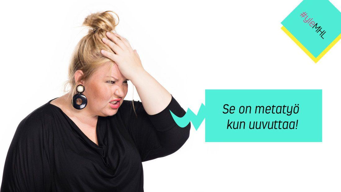 Jenny Lehtinen: Metatyö