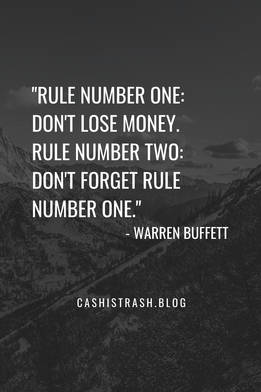 The Golden Rule Of Investing Quotes Famous Quotes Lost Money