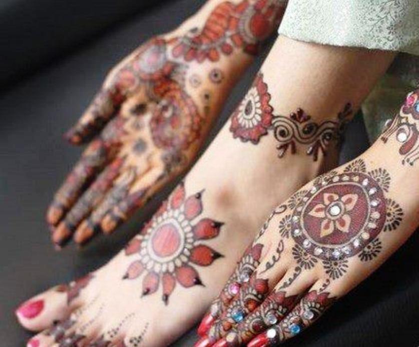 Modern Arabic Mehndi Designs 2014 : Latest mehndi designs for bridals 2013 ♥mёниdї♥ pinterest