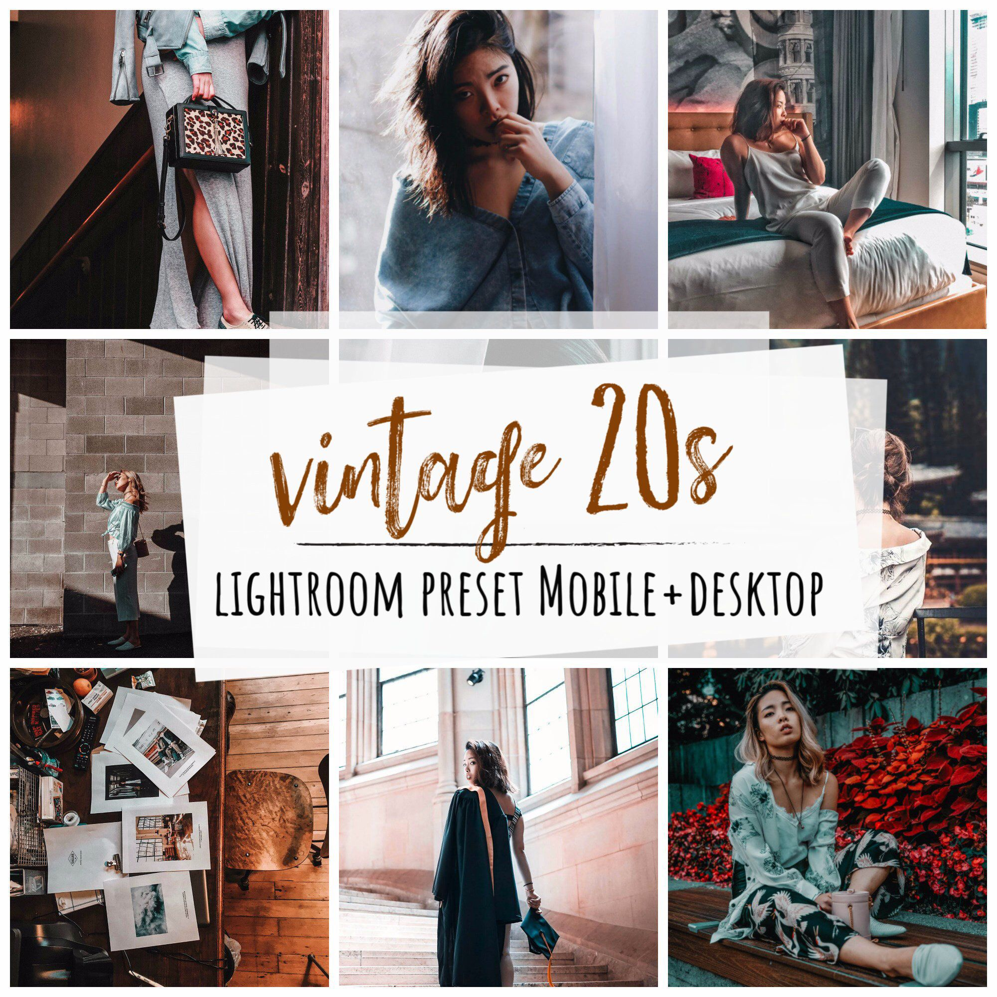 Excited To Share This Item From My Etsy Shop Vintage Mobile Lightroom Preset Instagram Vintage B Vintage Lightroom Presets Lightroom Presets Video Marketing