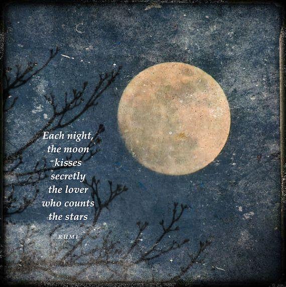 red moon blue sun poem - photo #4