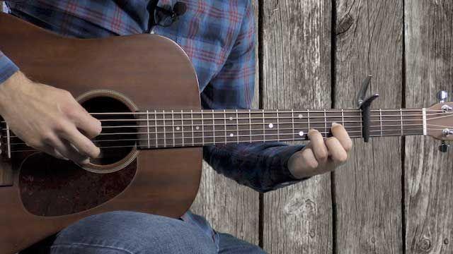 man-of-constant-sorrow-guitar-lesson | Guitar Lessons | Pinterest ...