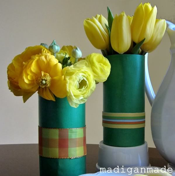 Wedding Inspiration Big Color On A Little Budget Pinterest