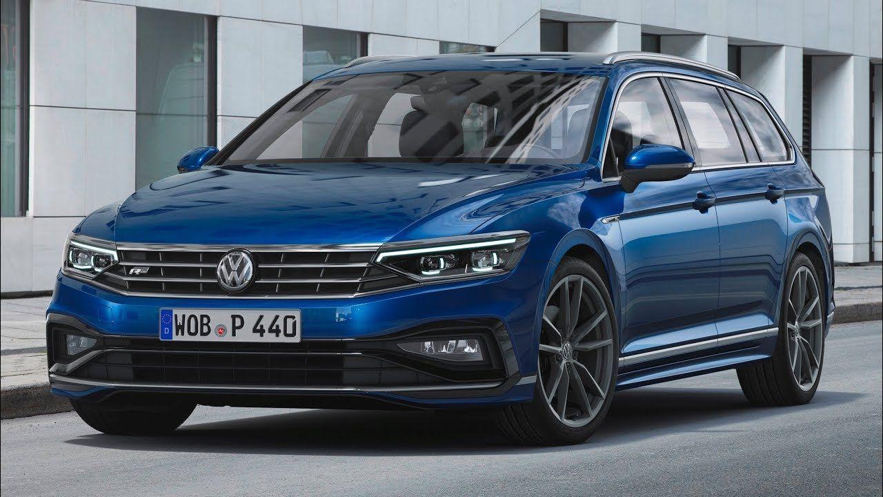2020 Vw Passat Wagon Vw Passat Volkswagen Volkswagen Passat