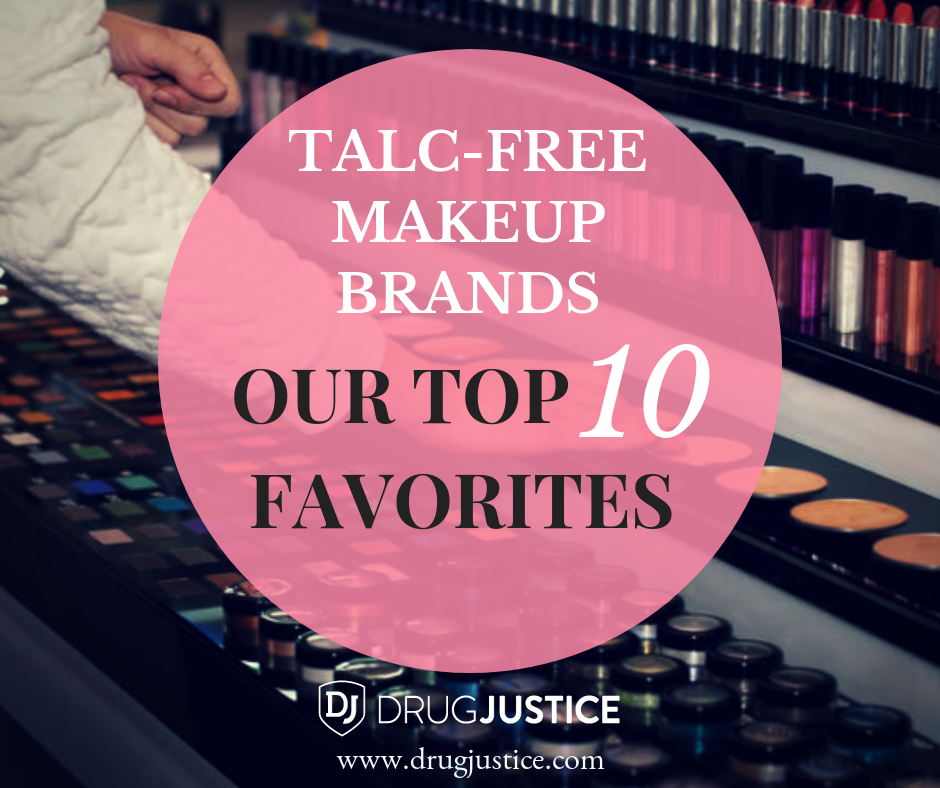 TalcFree Makeup Brands 10 Product Lines Perfect for