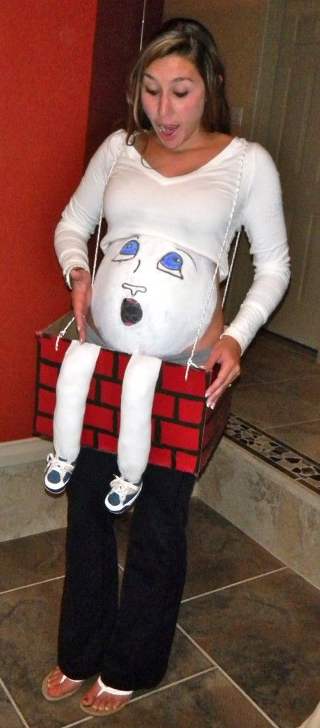 Easy Pregnancy Costumes Costumes and Halloween costumes