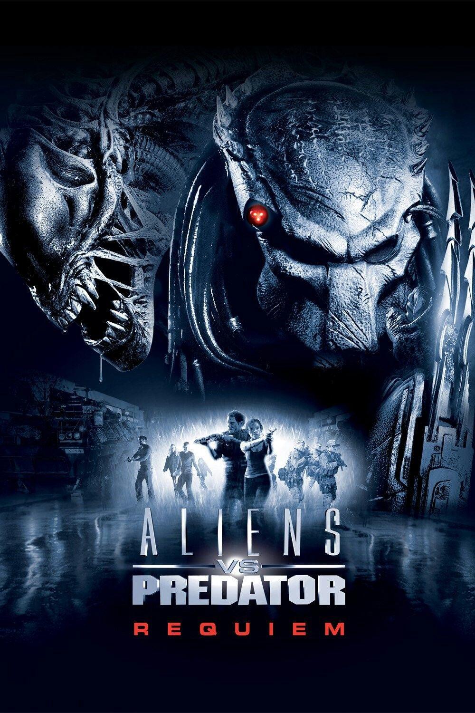 PREDATOR Movie Poster Horror Sci Fi