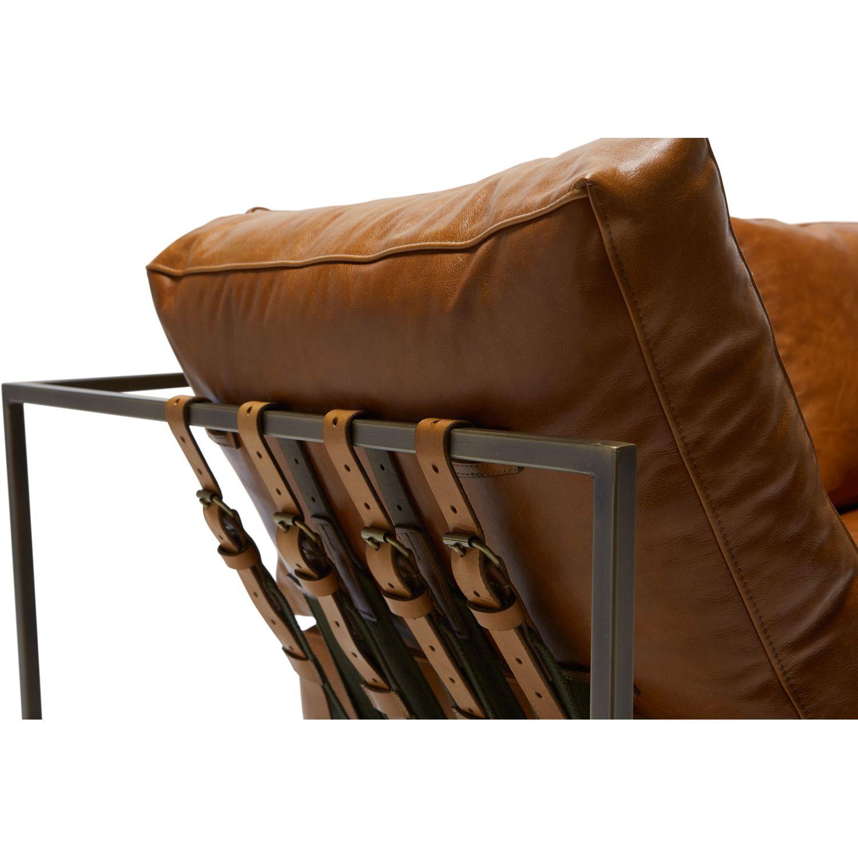 Encounter Leather Sofa