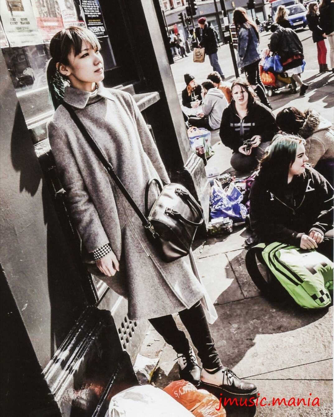 Scandal World Tour 2015 HELLO WORLD Photobook HQ scans.  Page 060  Feel free to…