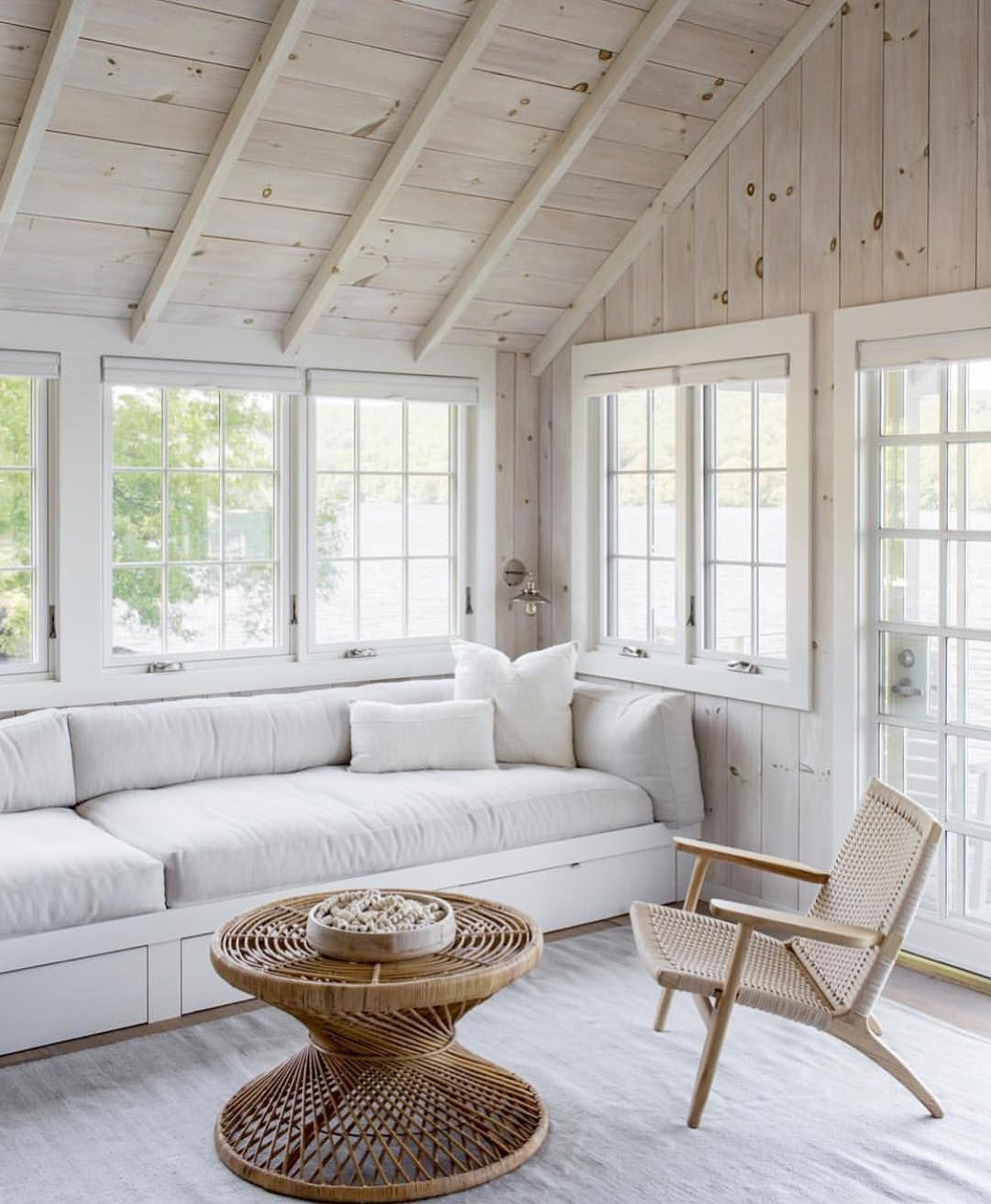 Happily Have My Head Down Working On A Family S Dream Lake House This Week Spaces Like This Are Spo Decor Home Living Room Home Living Room Cottage Interiors