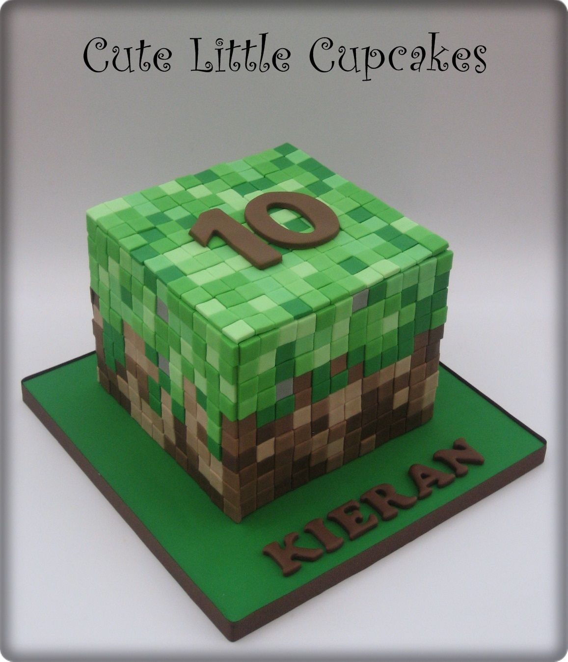 Sweet Disposition Cakes Minecraft