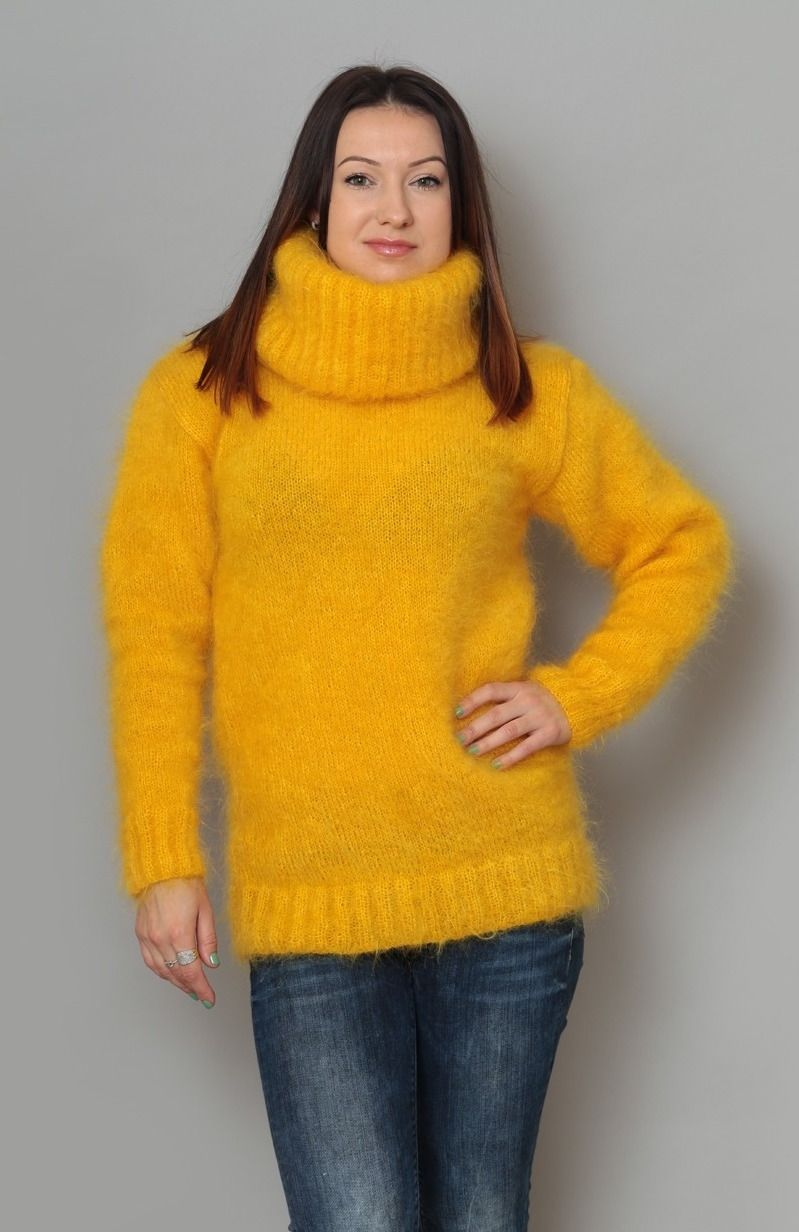 cf3044f976 Hug me please Mohair Sweater