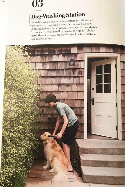 Image Result For Gardenista Dog Washing Station Dog Washing Station Pet Proof Dog Wash