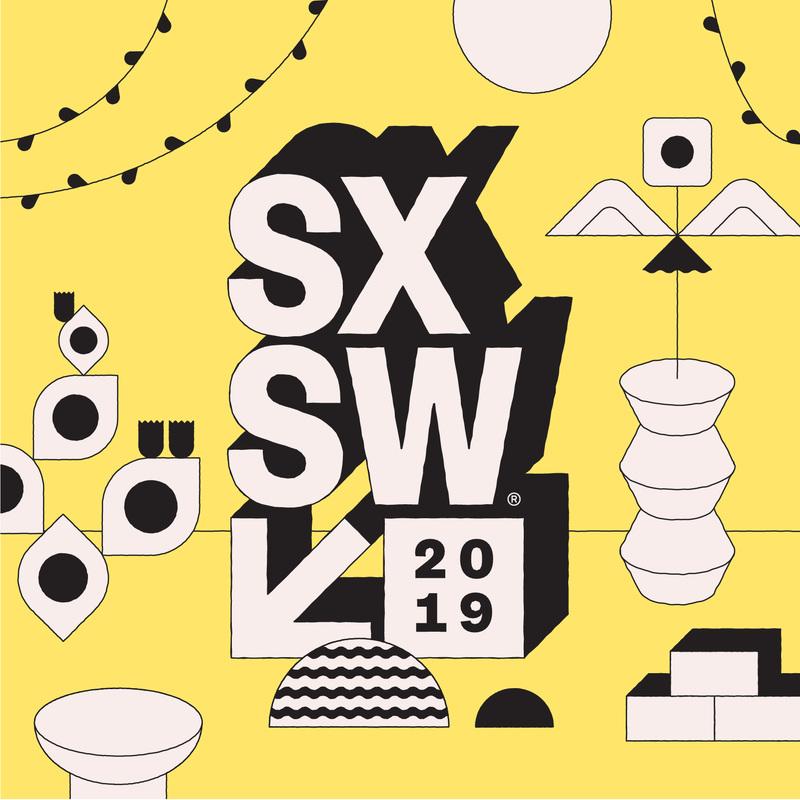 Sxsw 2019 Oscar Morris Design Illustration Illustration Design Sxsw Presentation Design