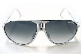 New Carrera Champion/L CCP White-Black/Gray Gradient 62mm Sunglasses by Carrera. Save 28 Off!. $86.95. Carrera is this season's must have brand: leather and buttons for Carrera 37, 32 and 33. These are models flaunting mask or droplet/square designs with leather inserts fastened by a small metal button on the front. Exclusive multi-layer acetates and manual creations for utter quality. The Carrera 38 model is also made in multi-layer acetates, with a classic pilot shape and multi-faceted…
