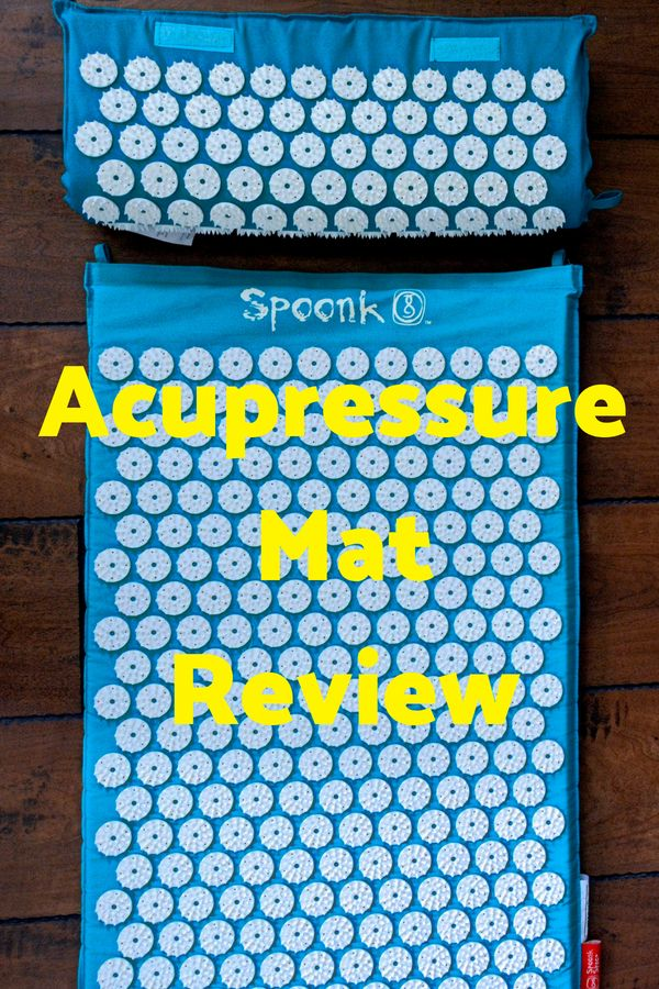 Acupressure mats are beneficial to everyone! Watch this