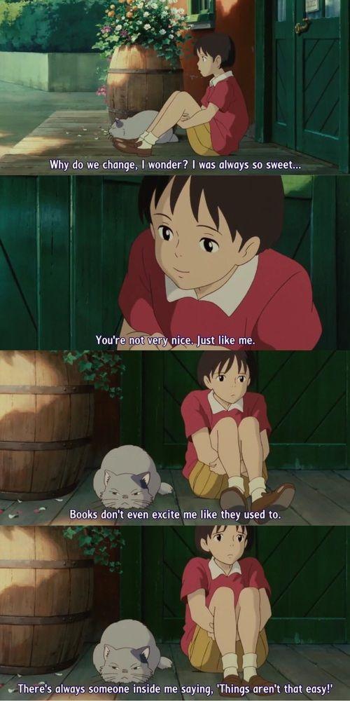 Anime Good Morning And Tumblr Image Studio Ghibli Movies Anime Studio Ghibli Art