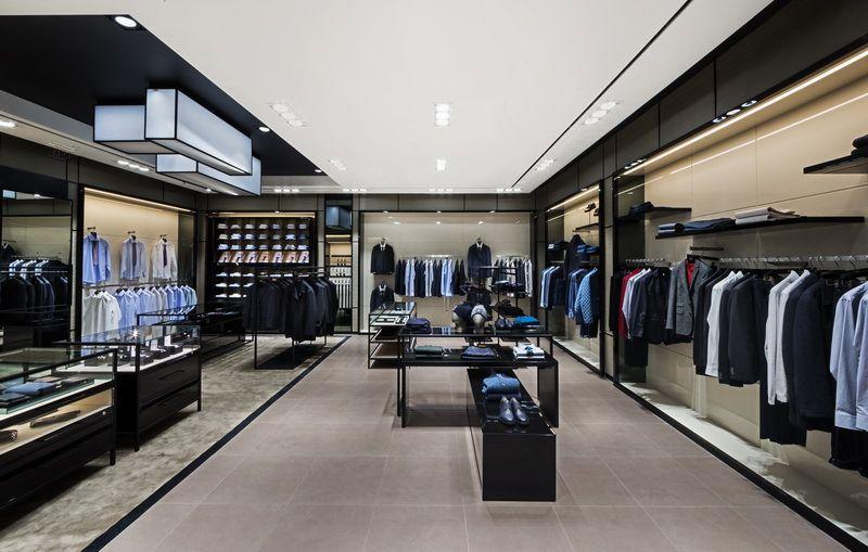 Hugo Boss Baku Store