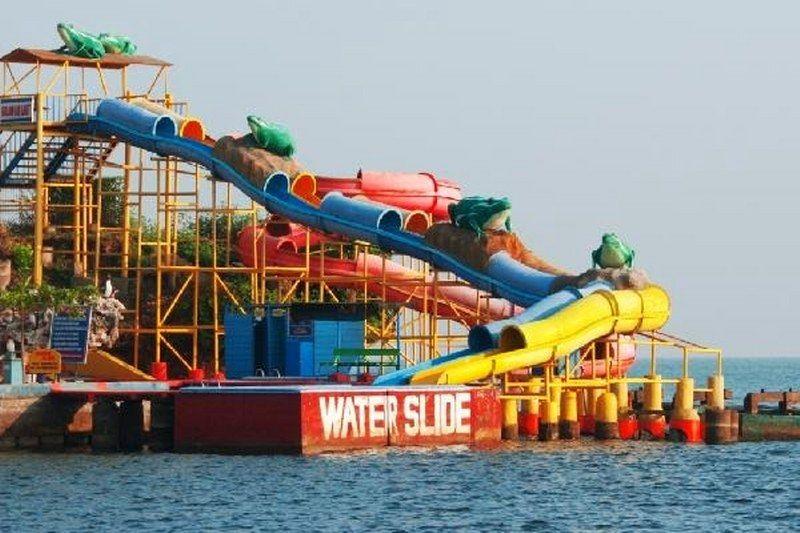 Harga Tiket Masuk Wisata Bahari Lamongan Water Slides