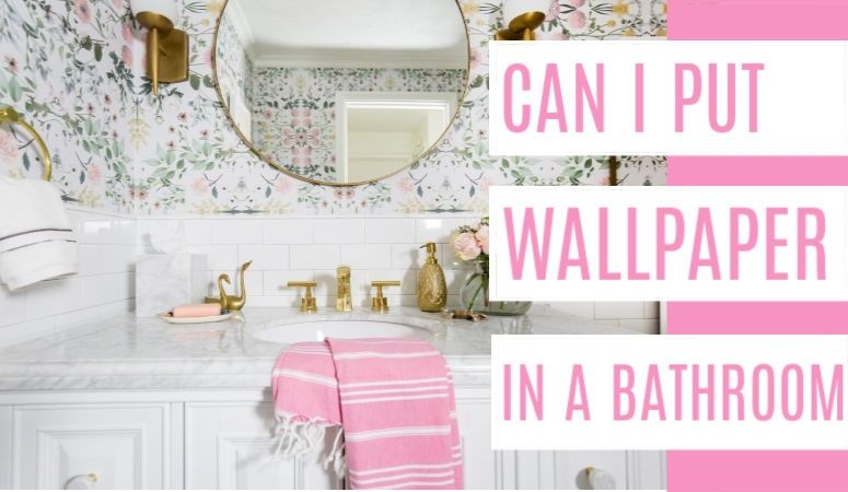Can You Use Wallpaper In Bathrooms At Home With Ashley Laundryroomdecorideasdiy Laund Beach House Decor Diy Beach House Decor Bedroom Bathroom Wallpaper
