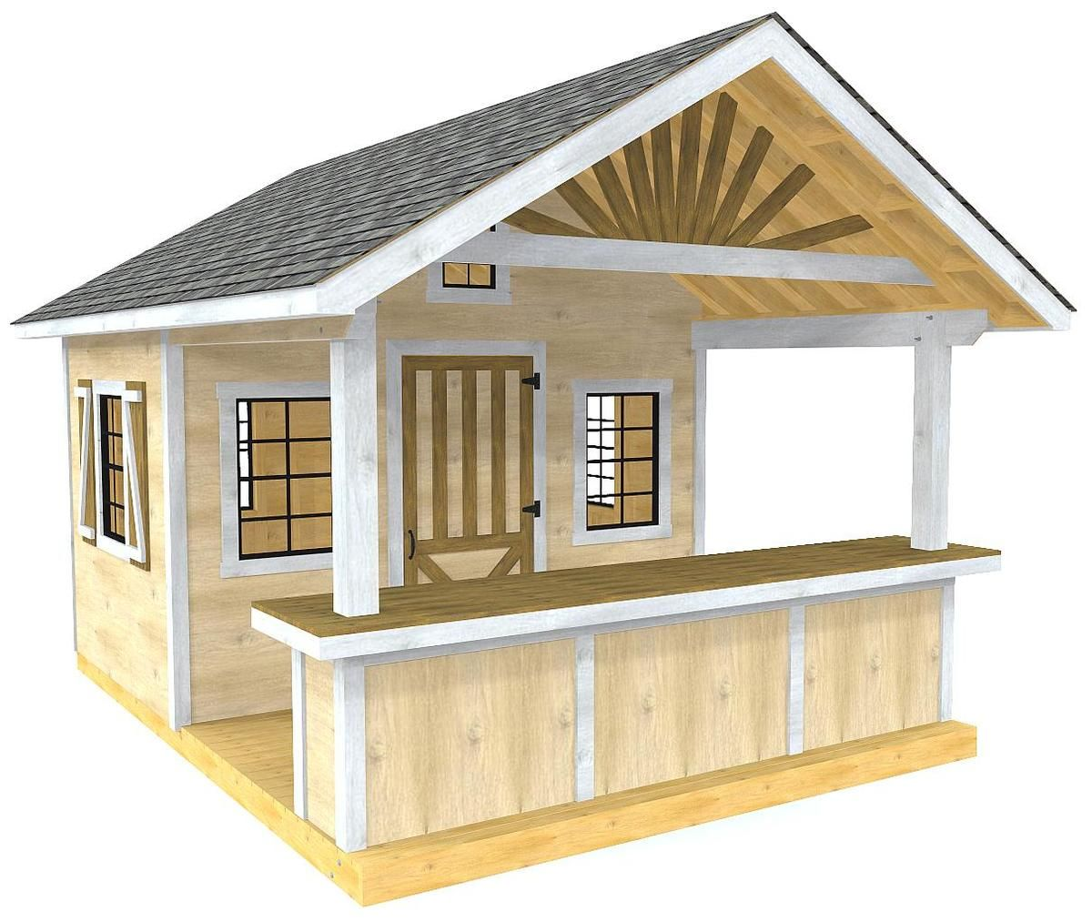 Brayton Shed Plan Building A Shed Bar Shed Wooden Storage Sheds