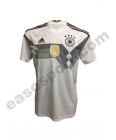 Camiseta Adidas Germany 2018 Official Home Soccer Jersey BR7843