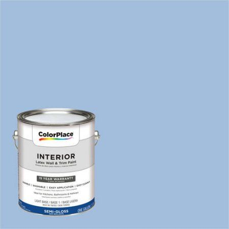 ColorPlace, Interior Paint, Aristocratic Blue, #10BB 50/177, Purple