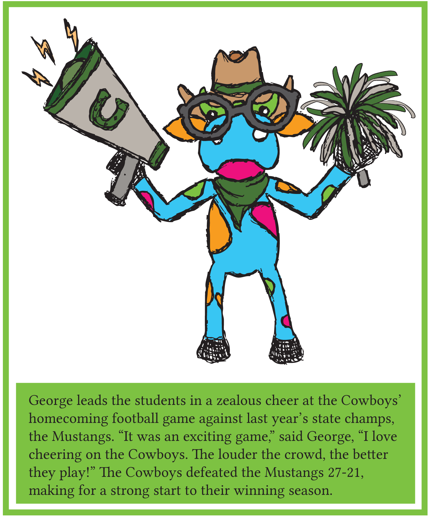 Yearbook Caption Writing 1