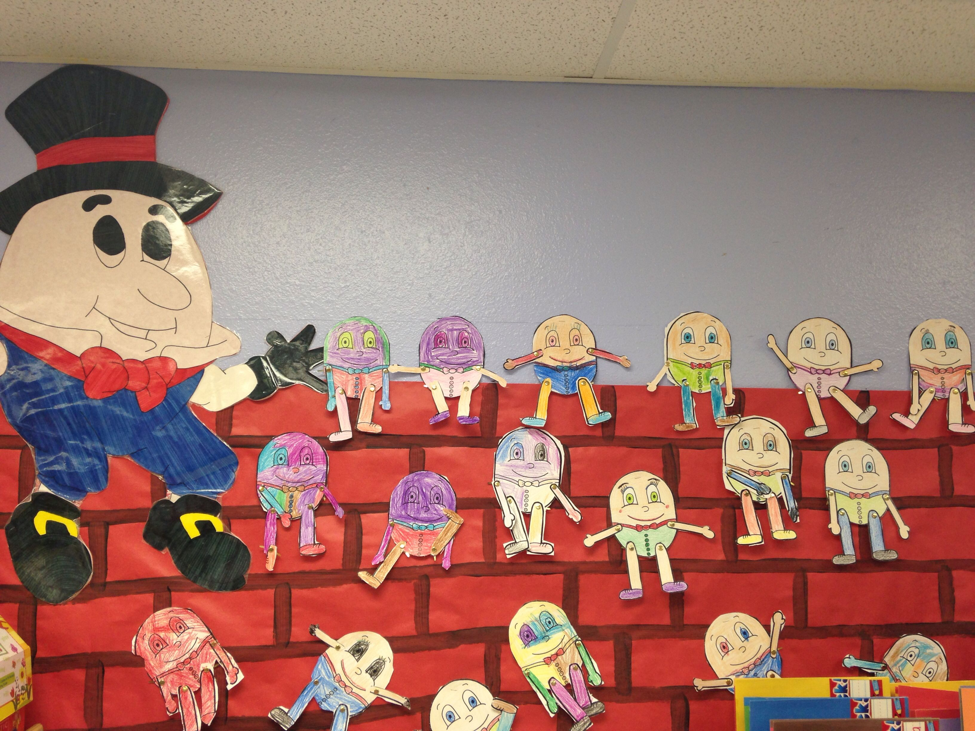 Humpty Dumpty Activity With Images