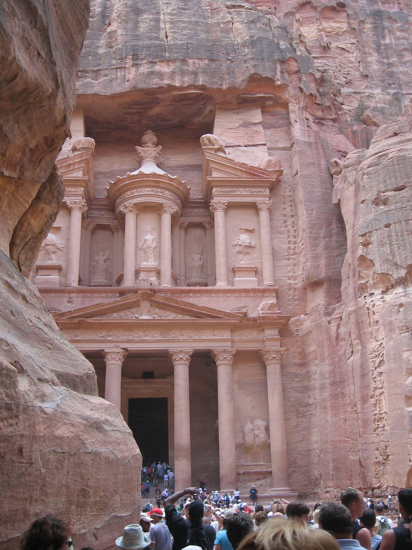 First look at Petra
