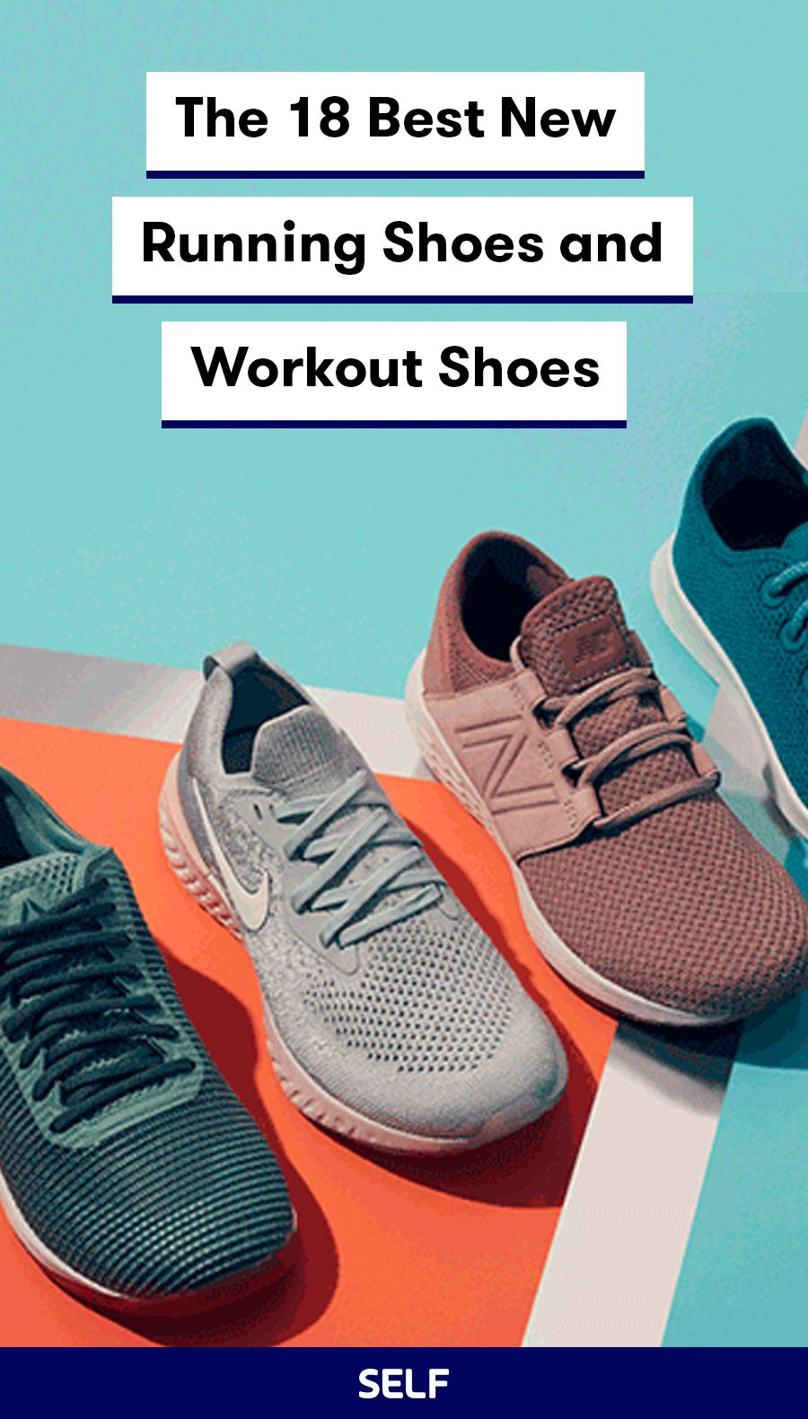 The 18 Best New Running Shoes and Workout Shoes | Fitness