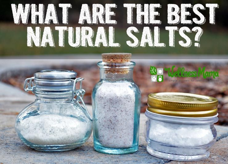Best options for salt