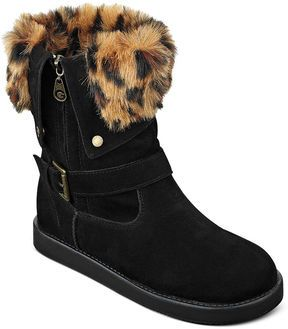 G by GUESS Women's Boots, Amaze Faux-Fur Cold Weather Booties on shopstyle.ca