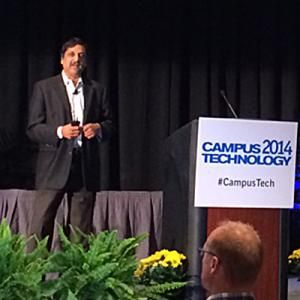 Campus Tech 2014: Reinventing Higher EducationEdX CEO says there's much to be learned - and copied - from the MOOC platform
