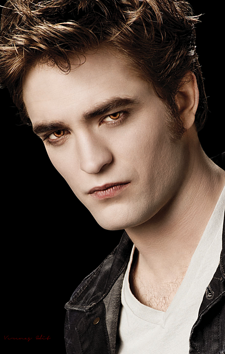 In Character Edward Cullen Eclipse 2010